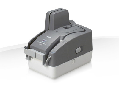 Canon CR-50 - imageFORMULADesktop Check Scanner